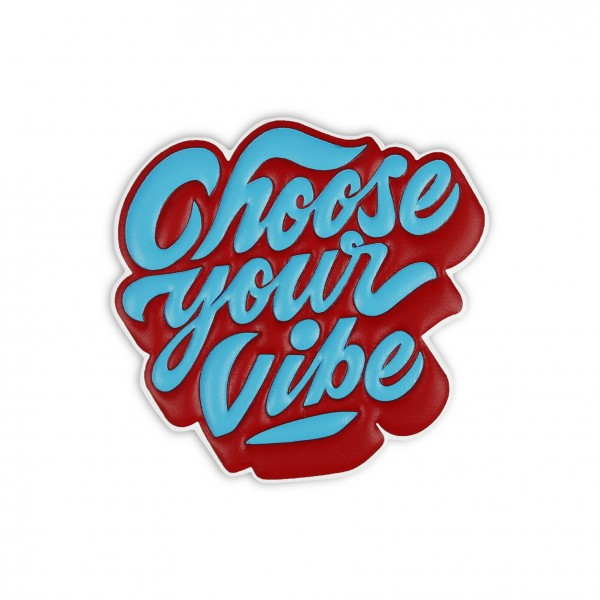 Sticker-Choose Your Vibe