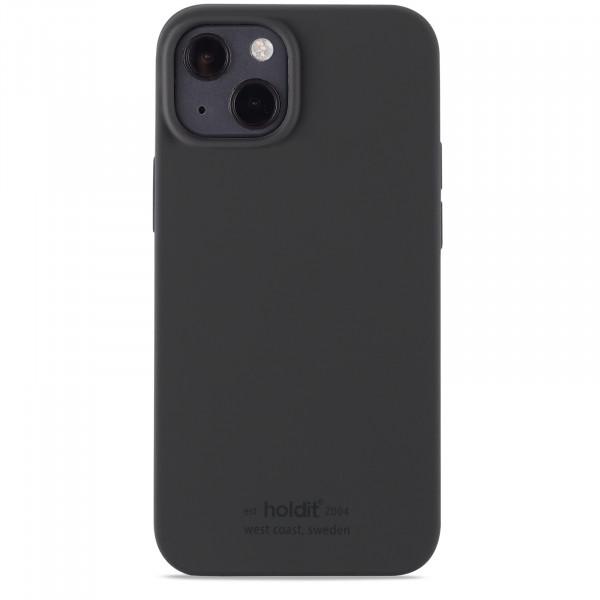 Holdit Silicone Case Iphone 13 Pro Max Black-15176