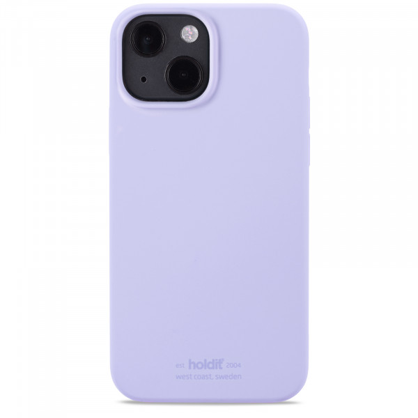 Holdit Silicone Case Iphone 13 Pro Max Lavender-15180