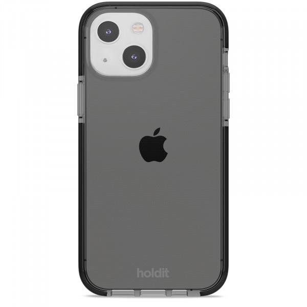 Holdit Seethru Case Iphone 13 Pro Max Black  -15192