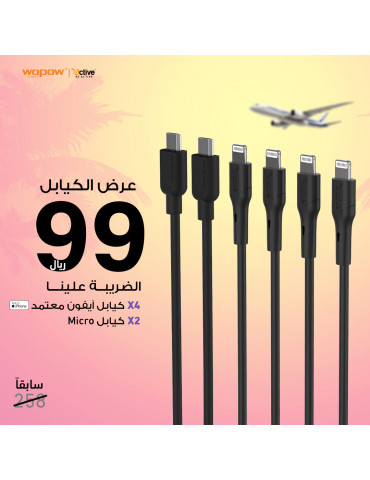 Cables Offer 4x Surge - 2x LC 503 1M