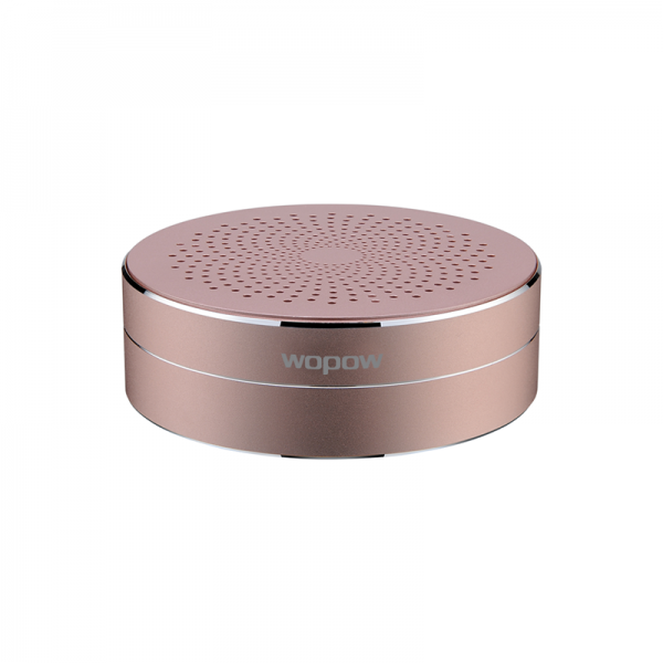AP02-rose gold  bluetooth speaker