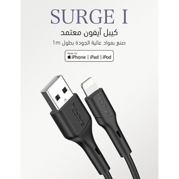 Surge I Lightning USB Cable