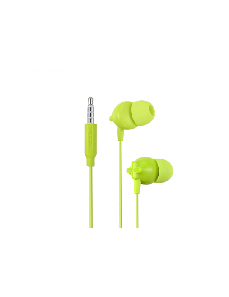 Earphone - AU-03 - Green