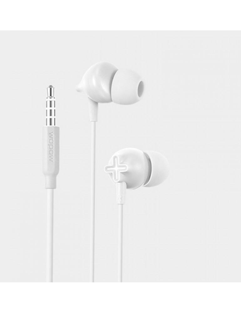 Earphone - AU-03 - white