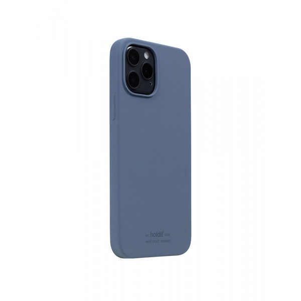 Silicone Case iPhone 12/12 Pro Pacific Blue