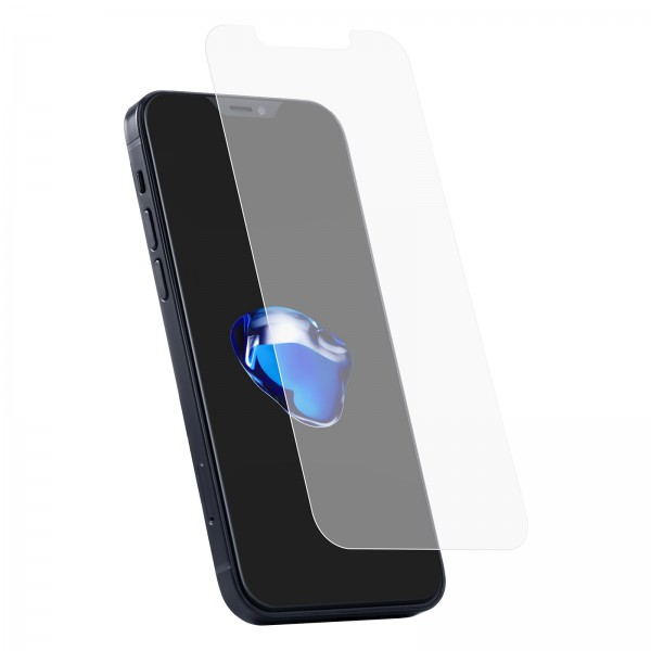 """Tempered Glass iPhone 12 Pro Max (6.7"""") 2.5D Transparent"""