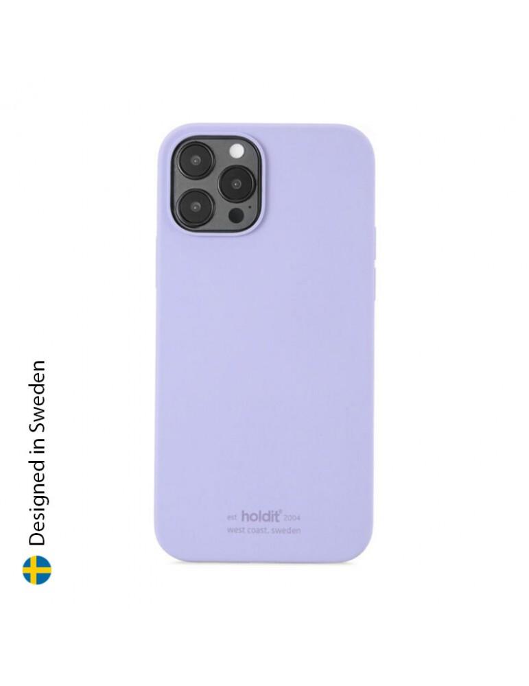 Silicone Case iPhone 12 Pro Max Lavender