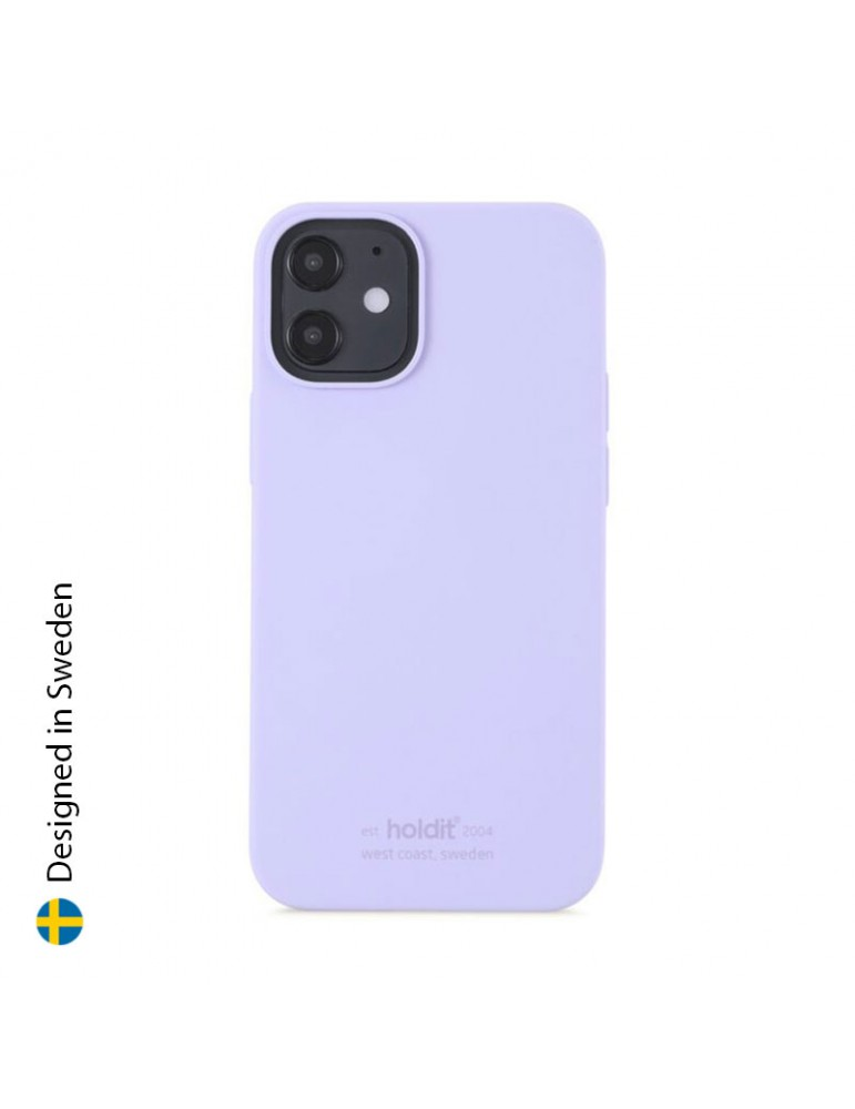 Silicone Case iPhone 12 Mini Lavender