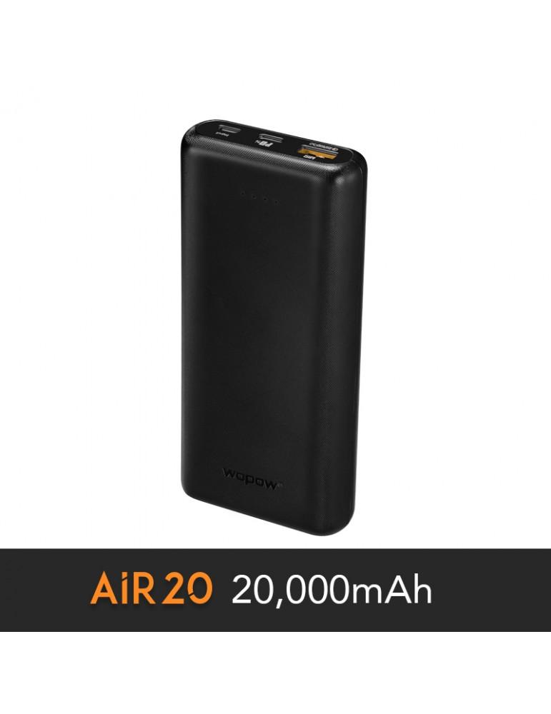 power bank AIR 20- 20000 mAh