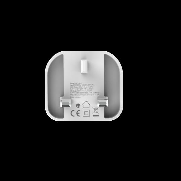 Wall Charger NANO 20W - White