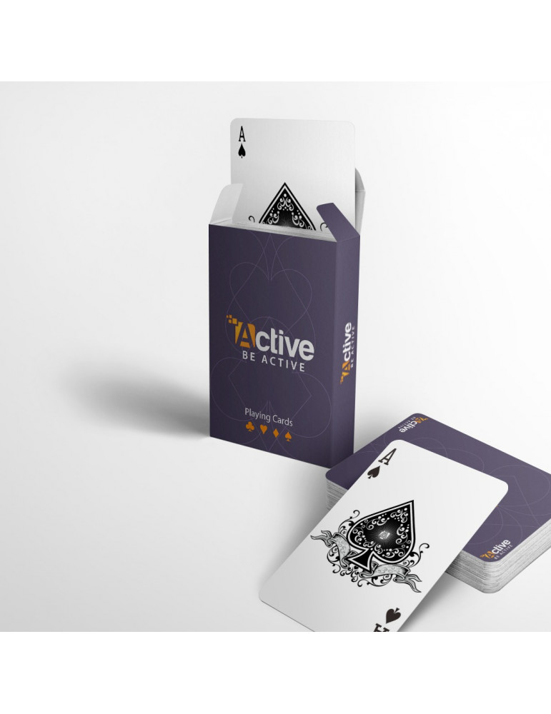 Active playing Card